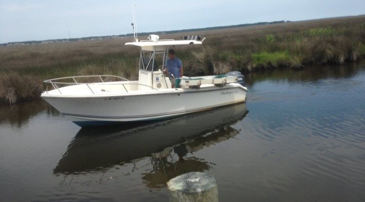 nags head fishing charters
